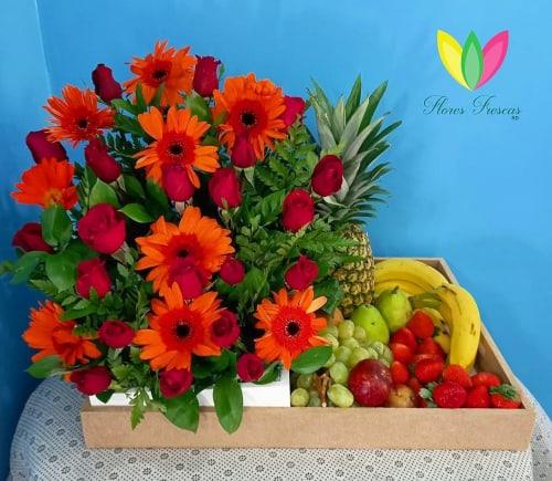 Flores a domicilio en Moca
