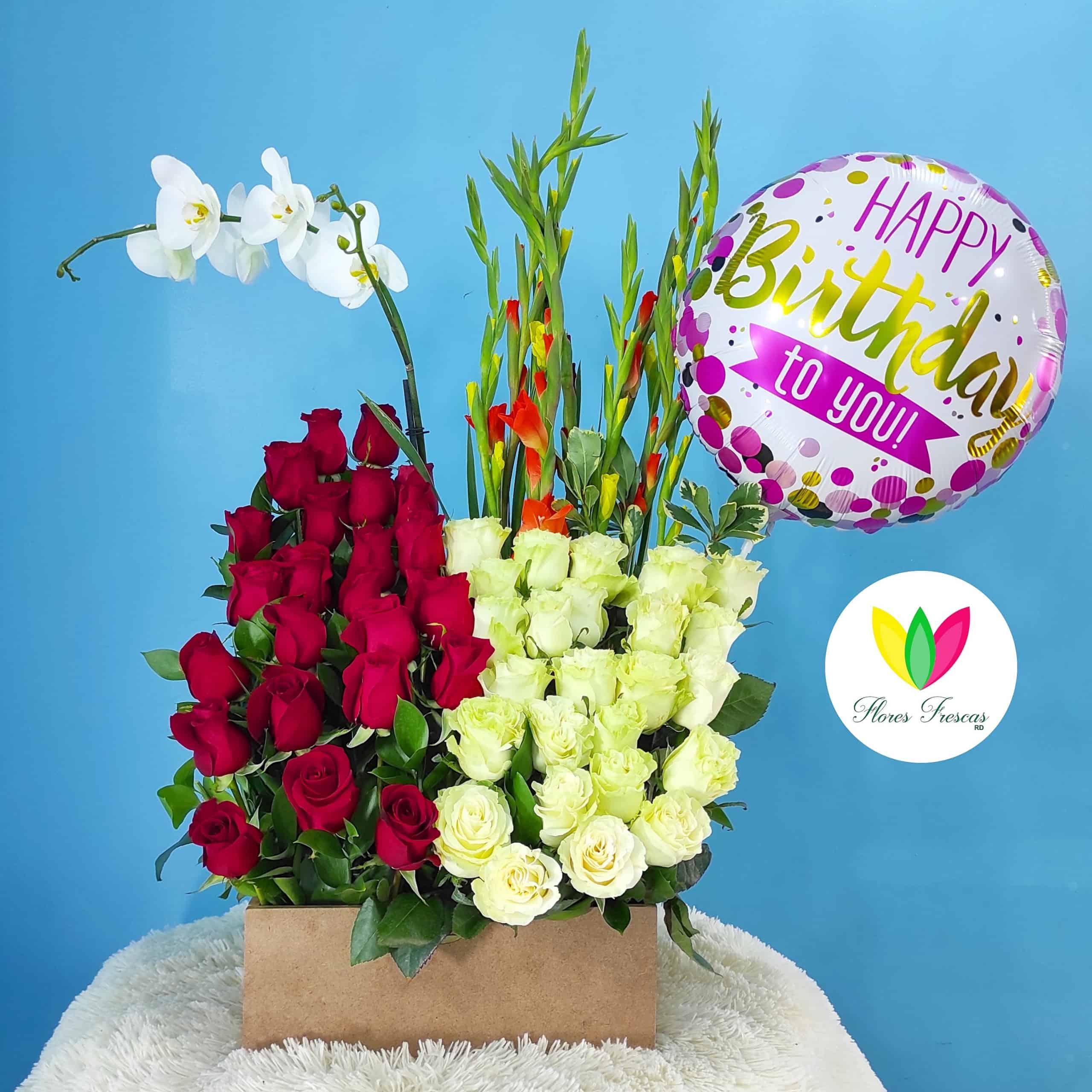 Flores a domicilio en Baní