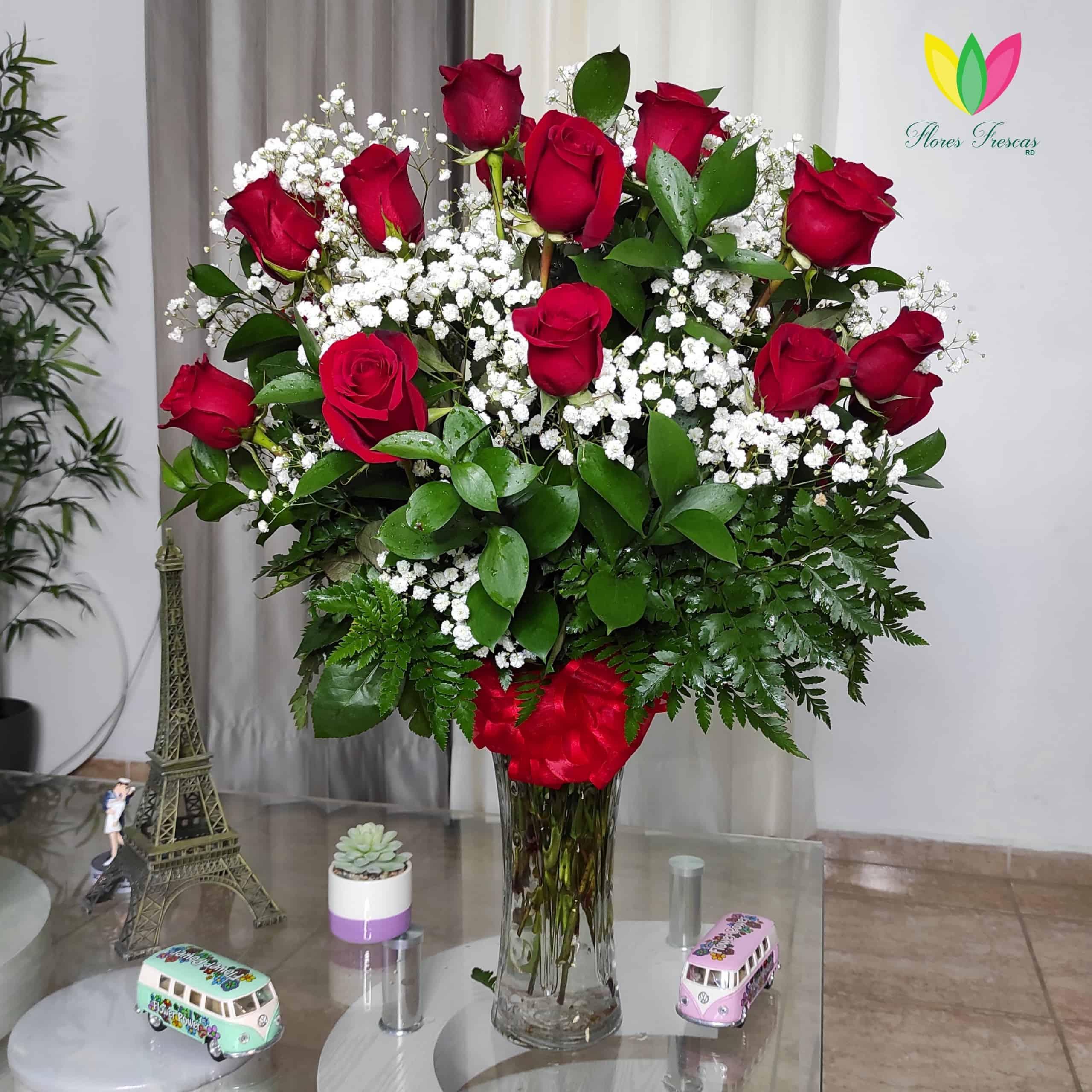Flores a domicilio en Azua