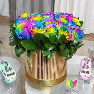 Envíos a domicilio de Flores en Santo Domingo